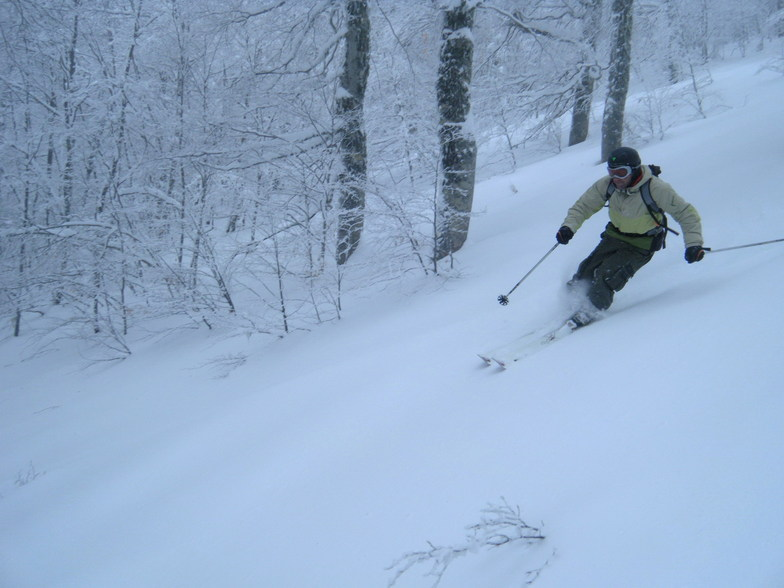 Pescasseroli snow