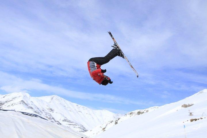 Reza Paygani's Jump, Dizin