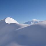 Le Mont-Blanc vu de la Grande-Journée, Arêches-Beaufort
