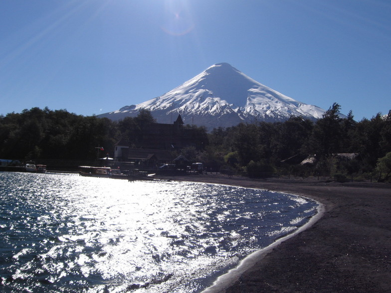 MINAS chilenas sensuales - Página 2 VolcanOsorno