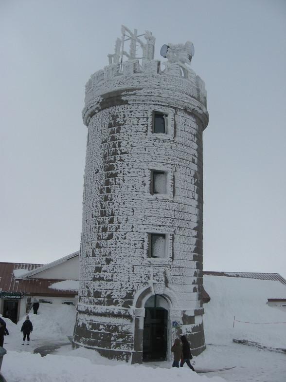 TORRE, Serra da Estrela
