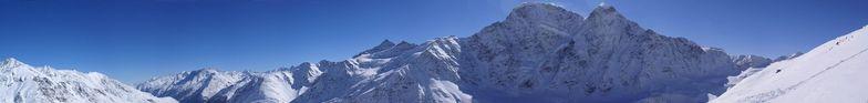 Donguz-Orunbashi, Mt Elbrus