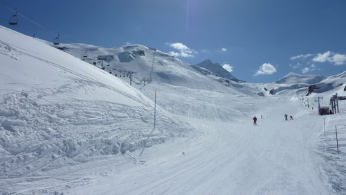 Gavarnie/Gèdre Ski Resort by: Simon Stay