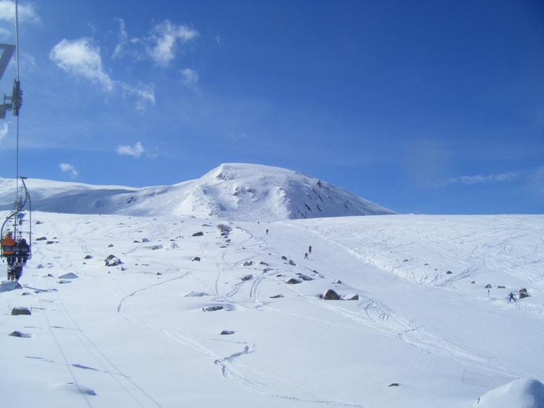 Porté Puymorens snow