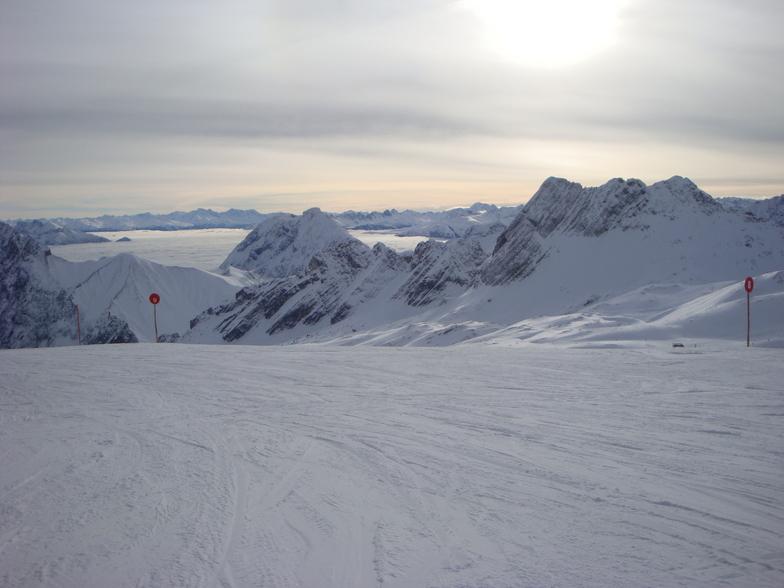 God's country, Garmisch-Partenkirchen-Zugspitze