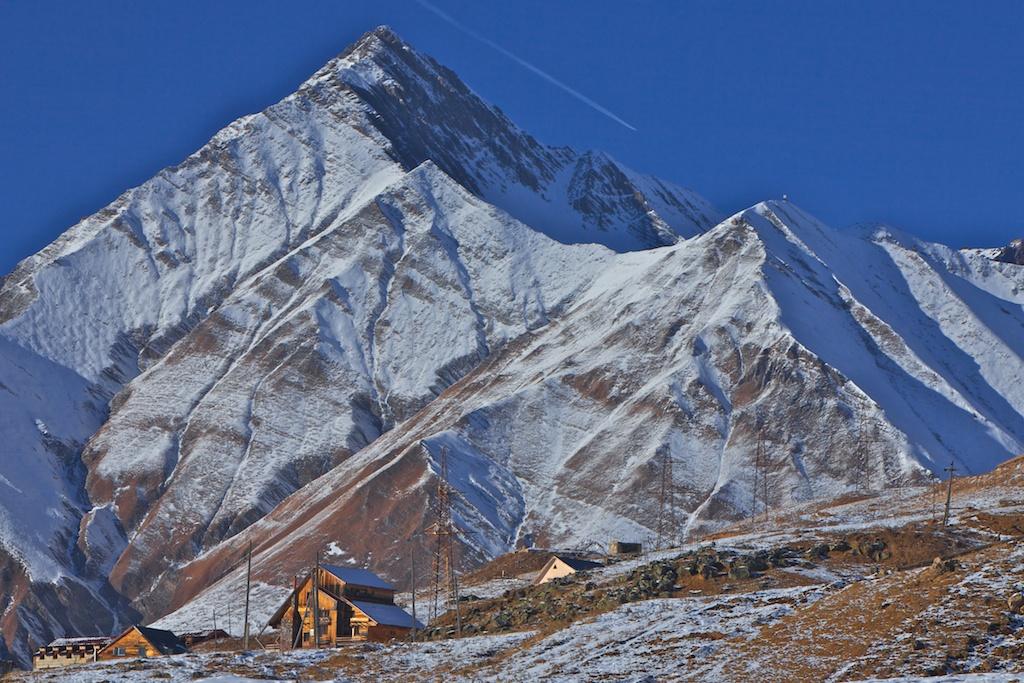 Gogibashvili Peak, Gudauri