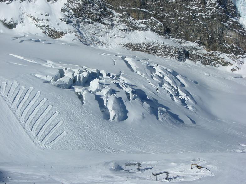 Allalin Glacier, Saas Fee