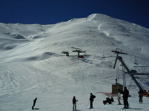 Darbandsar Chairlift Top photo
