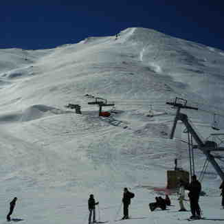 Darbandsar Chairlift Top
