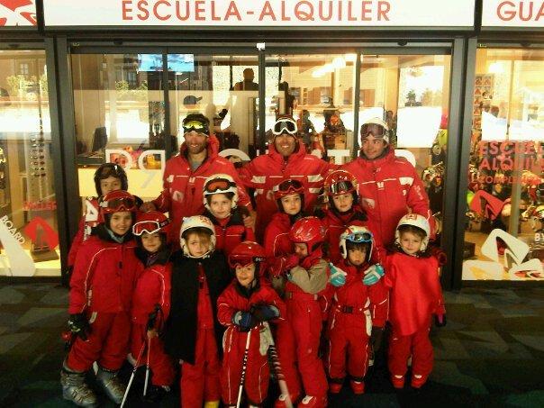 Procenter Club de esqui, Baqueira/Beret