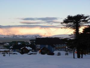 Un pueblo soñado, Caviahue photo