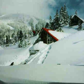 Powder Daze, Mount Washington