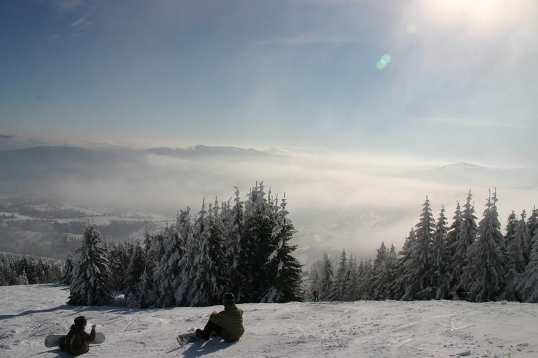 February, Slavsko