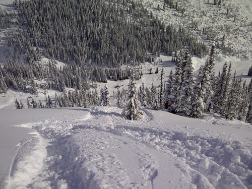 Great Canadian Heli-Skiing Ski Resort by: Greg Porter