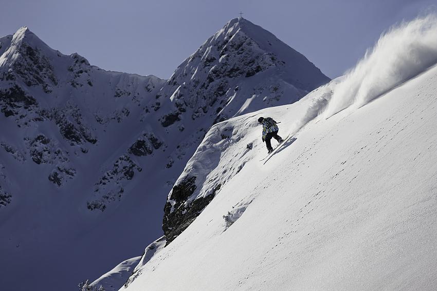 Alpbachtal, Wiedersbergerhorn, Tyrol
