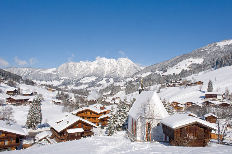 Alpbachtal snow