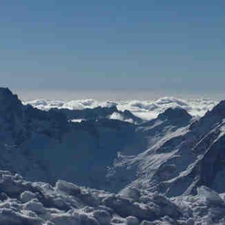 Just Heaven, Les Deux Alpes