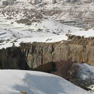 Natural Bridge, Mzaar Ski Resort