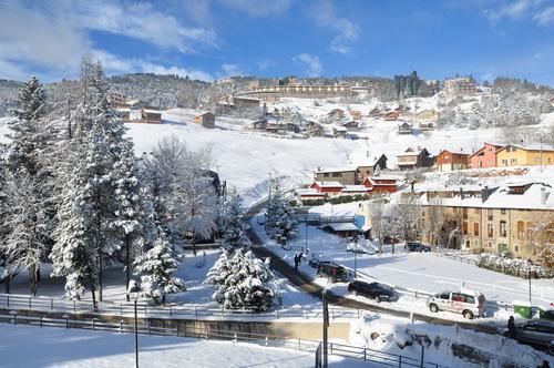 La Molina Ski Resort by: Xavier Bonet