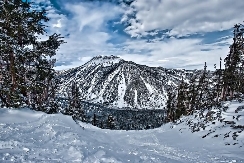 Mt. Rose Proper, Mt Rose Ski at Tahoe