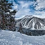 Mt. Rose Proper, USA - Nevada