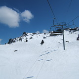 Clocheret Chairlift Les Arcs
