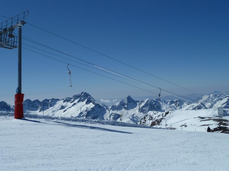 Lauze 2 T-Bar, Les Deux Alpes