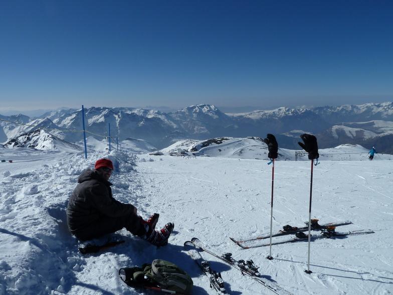 Chillin' Out, Les Deux Alpes