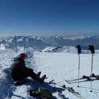 Chillin' Out, Les Deux Alpes
