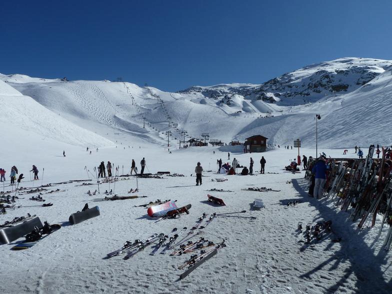 Toura! Toura! Toura!, Les Deux Alpes