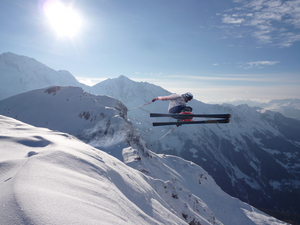 top of the world, Sainte Foy photo