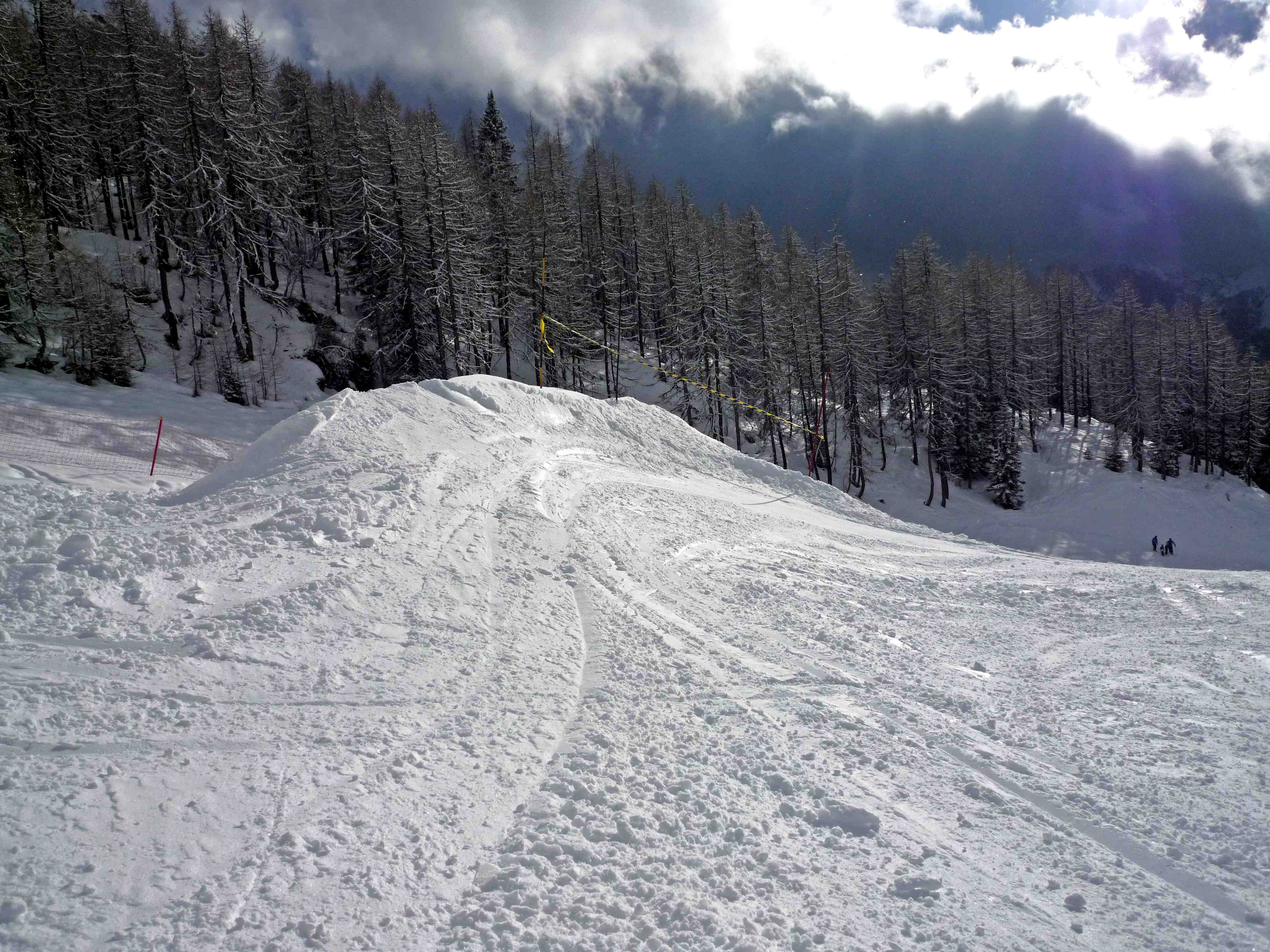 speed bank, Sainte Foy