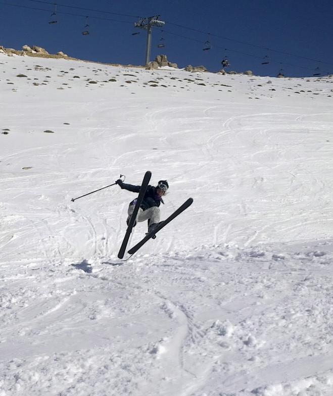 jump, Mzaar Ski Resort