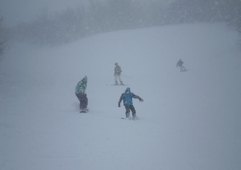 snowstorm, Vasilitsa