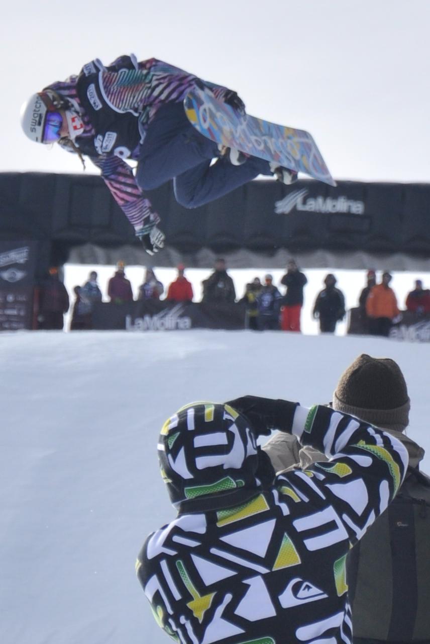 Mundial snowboard, La Molina