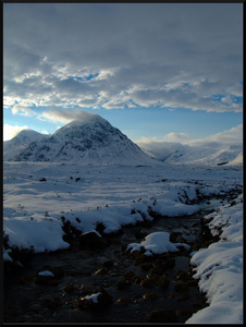 The great herdsman of Etive, Glencoe Mountain Resort photo