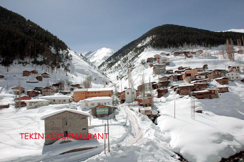Mt.Kaçkar-Yaylalar-Hevek Village