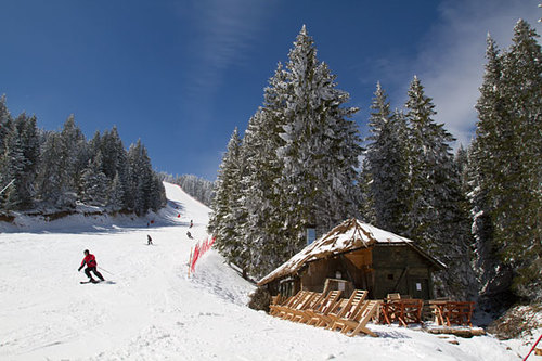 Kopaonik Ski Resort by: Mark Yuill