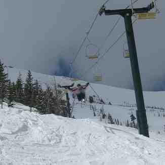 Upper Black Bear, Teton Pass Ski Area