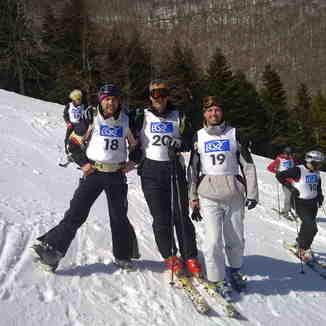 ready for giant slalom (ΣΦΧΧ), 3-5 Pigadia