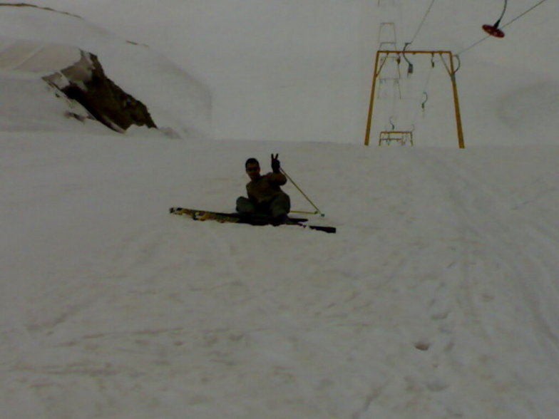 ski piste, Pooladkaf Ski Resort