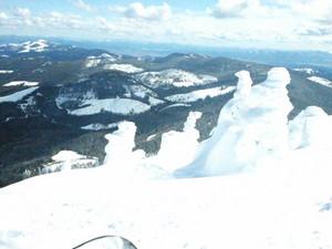 Representin the can, Mt Spokane Ski and Snowboard Park photo