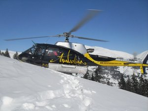 Ilhan Alper Orsan Heli, Turkey Heliski-Ayder photo