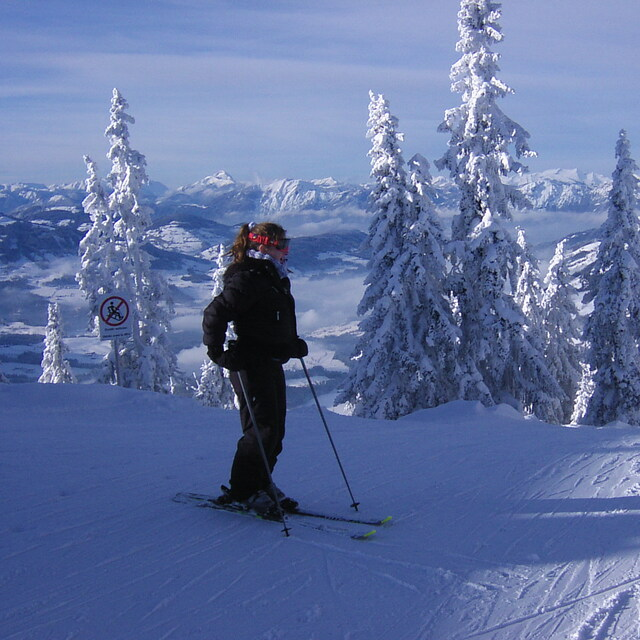 Early Season Skiing 05, Westendorf
