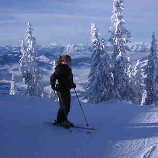 Early Season Skiing 05, Westendorf