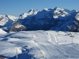 Serpentine, Flaine photo