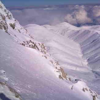 sahara, Mount Parnassos