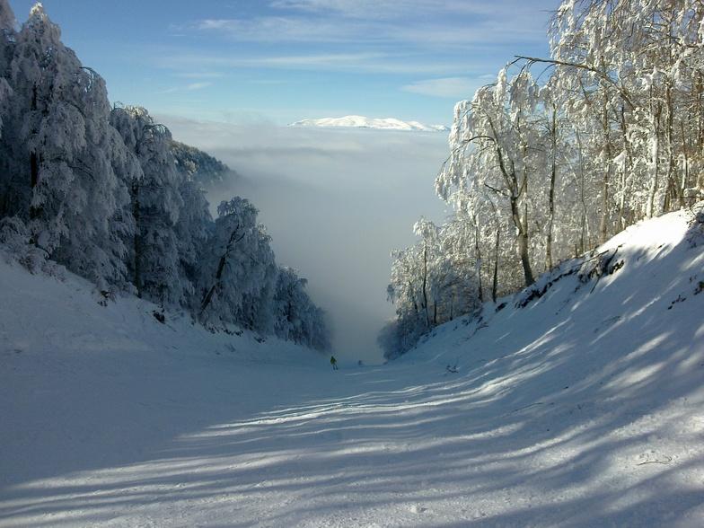 3-5 Pigadia snow