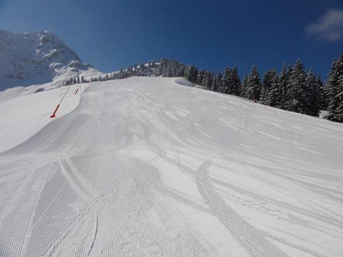 St Johann in Tirol Ski Resort by: Mark Gunston