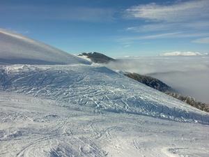 above the clouds, 3-5 Pigadia photo